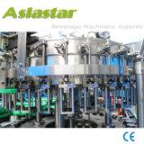 PLCは炭酸清涼飲料のびん詰めにする充填機を制御する
