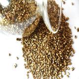 Granules en caoutchouc de Masterbatch d'or de HDPE/LDPE
