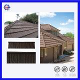 Modèle de bois de toit de la Chambre des prix bas tuile de toit de métal