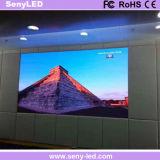 실내 단말 표시를 위한 비 방수 가득 차있는 HD 발광 다이오드 표시 스크린