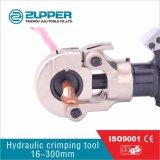 Гидровлический инструмент для гофрировать стержня провода