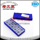 Calzas de pulido del CNC del carburo de tungsteno