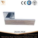 Liga de zinco do arco interno de puxador de porta a porta de madeira (Z6041-ZR03)