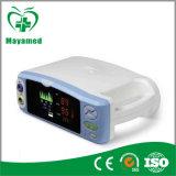 Video paziente tenuto in mano portatile NIBP e SpO2 del Maggiore-III