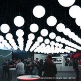 30cm LEIDENE van het Stadium van de Afstandsbediening DMX RGB Bal 16 het Hangen van Kleuren de Lichte IP68 OpenluchtVerlichting van de Bal