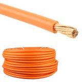 125 grados de 0,35 mm2 aislamiento XLPE EV Cable