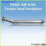 Tipo dentale ad alta velocità pulsante dell'aria di Handpiece NSK Pana