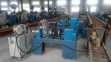 В нижней части базовой машины для сварки производства Equipmens газового баллона системы питания сжиженным газом