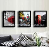 Fotos del colgante de pared de la decoración de la buena calidad con el marco