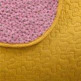 Spitze-Stickerei-handgemachter Steppdecke-Bett-Deckel