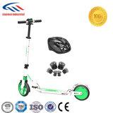 ヘルメットが付いているFoldable電気スクーター
