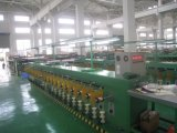 PLC Control Bare Copper Wire Twisting Bunching Buncher Strander Stranding Machine Magnetic Pay Tension off