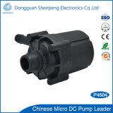 12V 24V Mini-zentrifugale Wasser-Pumpe Gleichstrom-Burshless