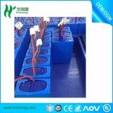 Batteria montata basso ricaricabile elettrico dello Li-ione della batteria di Ebike della batteria della bicicletta del pacchetto della batteria di litio di Hrl 48V 14ah con la corrente continua del USB And30A