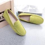 Los fabricantes Loafer diseñador personalizado de gamuza transpirable zapatos casual Loafer