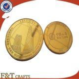 ギフトのカスタム金属の挑戦硬貨のための昇進の記念品の金貨