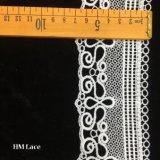 7cm dentelle élastique/Fashion Spandex dentelle stretch avec la géométrie Cercle Hmw6241
