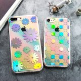 iPhone 8/8plusのシリコーン3Dの箱のための2017の熱く新しいデザインによってカスタマイズされるかわいく創造的なパターン、携帯電話のアクセサリ