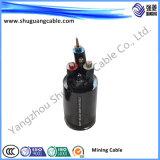 PVC Insulated/PVC обшил/, котор кабель сели на мель/компьютеры/аппаратуры