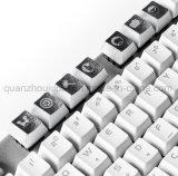 Clé de clavier créatrice de vente chaude faite sur commande d'impression