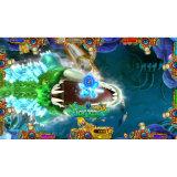 Fish Hunter Arcade filmando un video juego de pesca la máquina