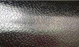 空気調節ダクトのための着色されたスタッコによって浮彫りにされるアルミホイル
