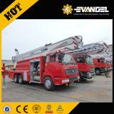 Dongfeng Styre二重橋消火活動のトラック(3000L水漕)