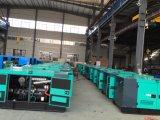 Комплект генератора Yabo 800kw Weichai тепловозный с звукоизоляционным