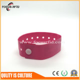 13.56MHz pulsera disponible del PVC RFID