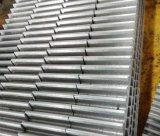 C45炭素鋼の高品質の精密螺旋形ギヤラック