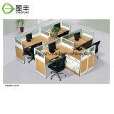 사무실 팀 워크 스테이션 모듈 사무실 책상 Yf-G1101