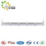 Luz linear del LED, luces industriales ligeras lineares de 250W LED Highbay LED, luz linear del almacén LED Highbay