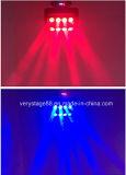 [8بك10و] [رغبو] 4 في 1 [لد] عنكبوت حزمة موجية ضوء متحرّك رئيسيّة