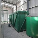 폐유 공정 장치를 재생하는 진공 증류법 이용된 기름