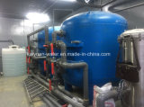 20 Tonnen pro Stunden-containerisiertes bewegliches Wasseraufbereitungsanlage-große Schuppen-Wasser-Reinigung-System