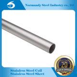De de Gelaste Buis/Pijp van het Roestvrij staal ASTM 202 voor de Structuur van de Machine