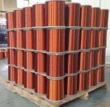 alambre esmaltado aluminio revestido de cobre de 0.25m m Eiw/Aiw