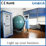 Luz de la cabina del LED hecha en la iluminación 12V del tubo de la sinceridad LED de China Shangai que hace publicidad de la luz
