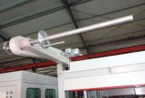 Kompletter automatischer Plastikgetränk-Cup Thermoforming Produktionszweig