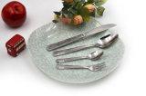 Cutlery высокого качества Cutlery зеркала польская выдалбливая сталь установленного установленная