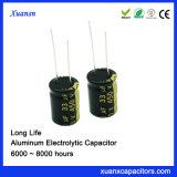 가로등 전력 공급을%s 장기 사용 전해질 축전기