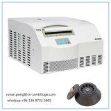 Il laboratorio refrigerato/si raffredda/macchina fredda della centrifuga