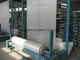 Tissu tissé par pp transparent de la Chine pour l'empaquetage