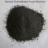 Abrasifs/matériau réfractaire--Brown de l'alumine fondue/corindon brun pour enduit