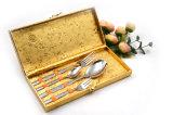 Комплект Cutlery нержавеющей стали 2017 горячий продавая 4PCS