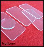 光学Windowsに使用する透過水晶ガラスシート