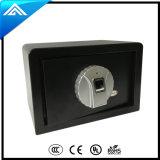 Mini caja de seguridad electrónica con bloqueo de huellas dactilares