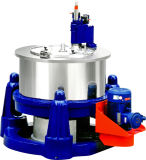 Centrifugadora de la descarga de la parte inferior del raspador de Sgz/Sg