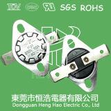 Commutateur de détecteur de température pour la machine de séchage