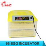96 Ovos Mini-incubadora de ovos de galinha dos ovos para incubação automática para venda
